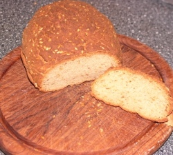 Bilderstrecke Brot Backen